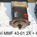 Hidromotori MMF 43-01 2X + HMF 35-02